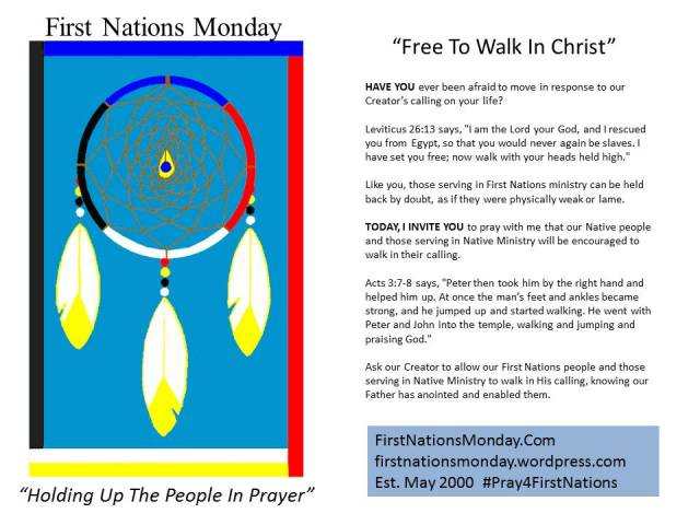 12 Free To Walk In Christ